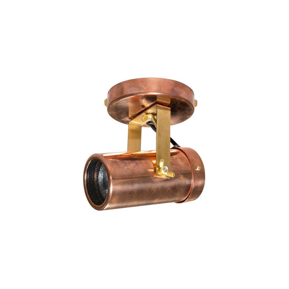Nástěnné svítidlo v měděné barvě Dutchbone Scope