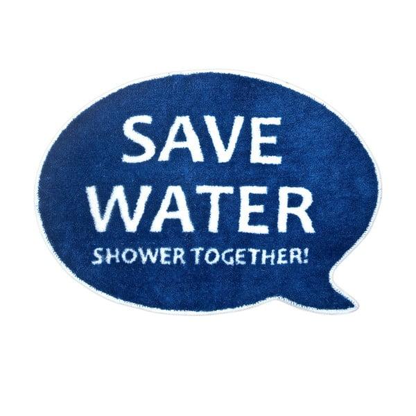 Koupelnová předložka Save The Water