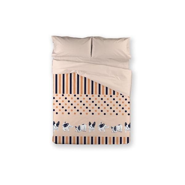 Povlečení Avellana Stripes, 200x200 cm