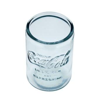 Pahar din sticlă reciclată Ego Dekor Cola, 600 ml imagine