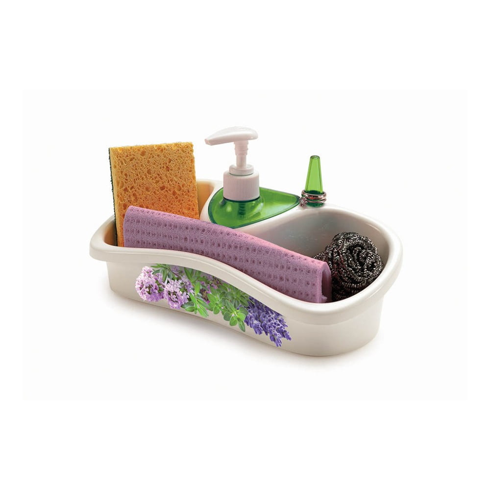 Stojan na mytí nádobí s dávkovačem jaru Snips