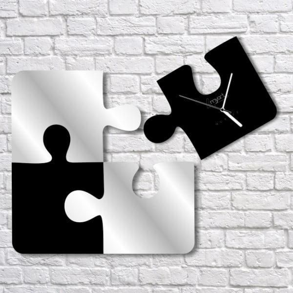 Nástěnné hodiny Puzzle