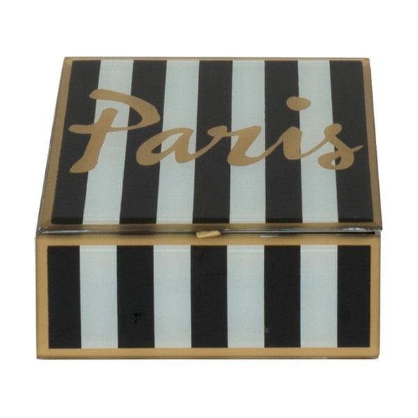 Šperkovnice Gold Paris