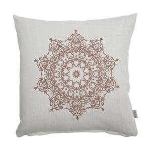Polštář Oriental Basic White, 45x45 cm