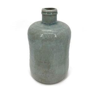 Šedozelená váza Moycor Tian, 31,5 cm