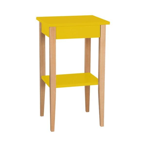 Entlik sárga tárolóasztal - Ragaba