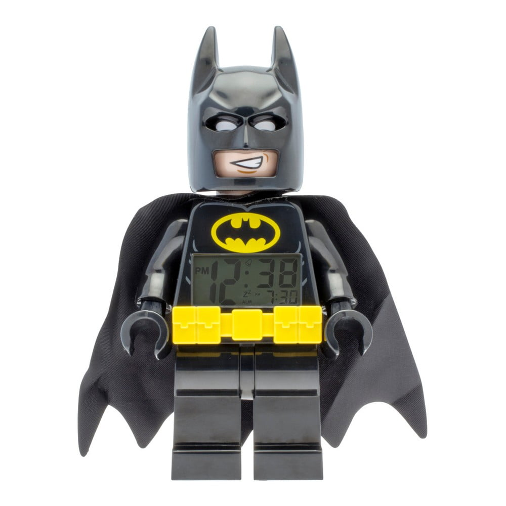 Hodiny s budíkem LEGO® Batman Movie