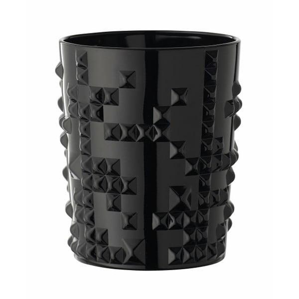 Pahar din cristal Nachtmann Punk, 348 ml, negru