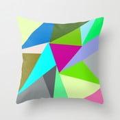Povlak na polštář Triangle VI, 45x45 cm