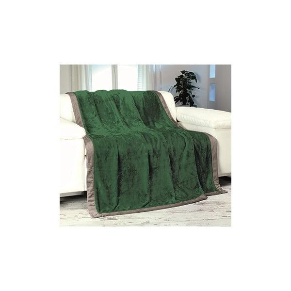 Deka Cuddly Green, 150x200 cm