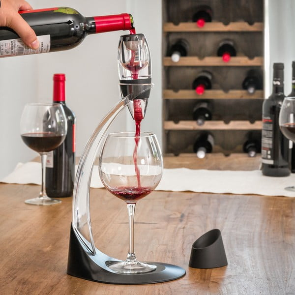 Decantor profesional vin InnovaGoods