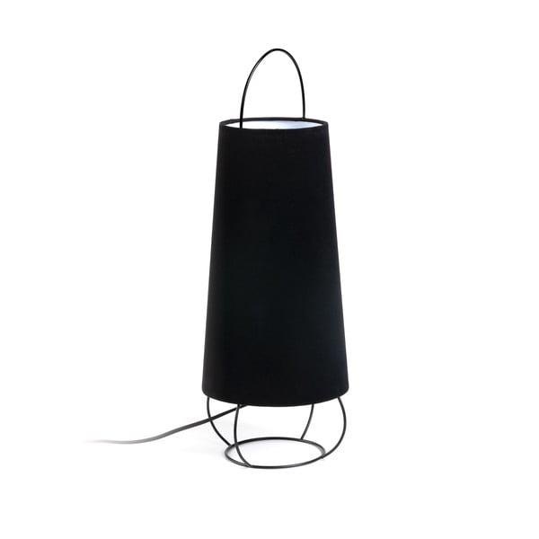 Veioză La Forma Belana, înălțime 57 cm, negru