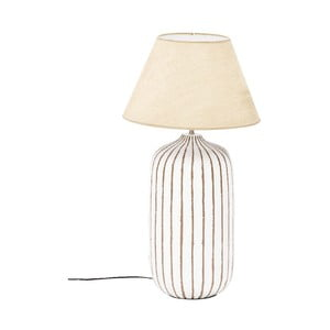 Stolní lampa Resina Cilindro, 80x26x26 cm