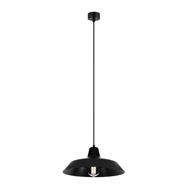 Černé stropní svítidlo Bulb Attack Cinco, ⌀35cm