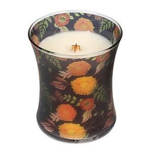 Lumânare parfumată WoodWick Crizantemă, 275 g, 60 ore