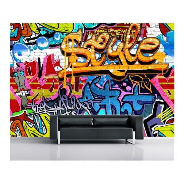 Velkoformátová tapeta Graffiti Wall, 315x232cm