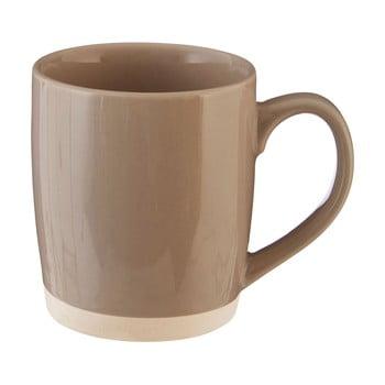 Cană din ceramică Premier Housewares, 370 ml, maro de la Premier Housewares