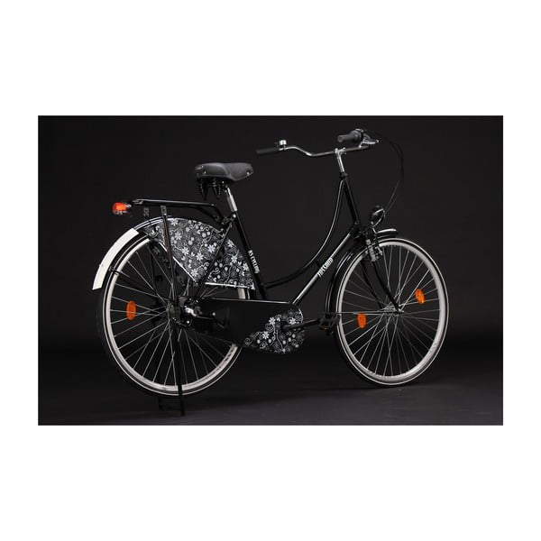 "Kolo Tussaud Bike Black, 28"", výška rámu 54 cm"