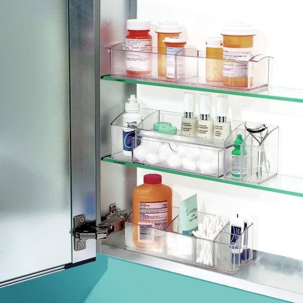 Organizér se zásuvkou iDesign Med+, délka30,5cm