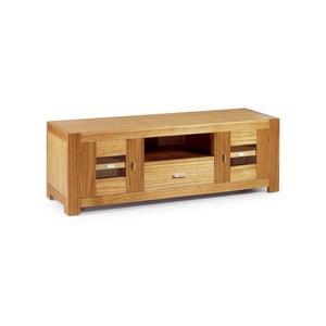 Televizní stolek Natural, 150x45 cm