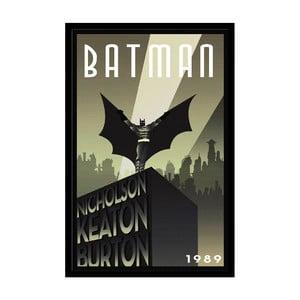 Plakát Batman 1989, 35x30 cm