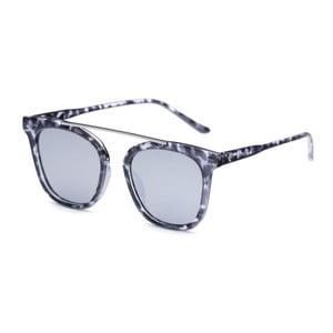 Sluneční brýle s šedými obroučkami David LocCo  Masstige Sassy