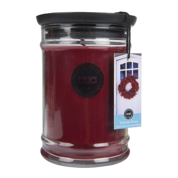 Svíčka ve skleněné dóze Bridgewater Candle Company Oriental Spice, doba hoření 65-85 hodin