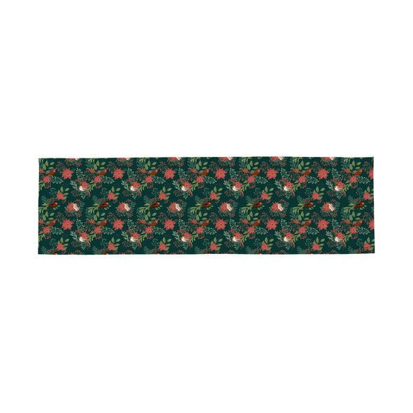 Bawełniany dywan ze świątecznym motywem Butter Kings Festive Mood, 140x40 cm