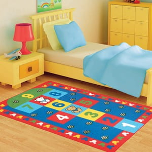 Dětský koberec Confetti 100x150 cm, Hopscotch