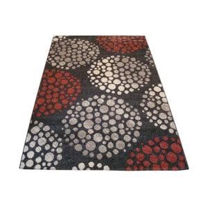 Vysoce odolný koberec Floorita Flirt Karto, 200 x 285 cm