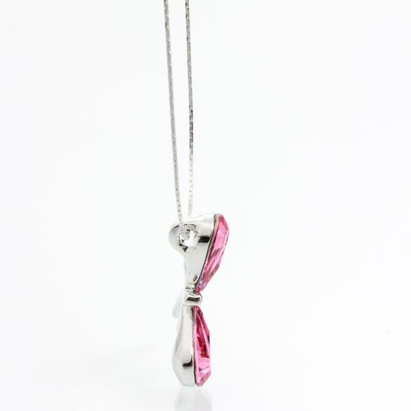 Náhrdelník s krystaly Swarovski Elements Laura Bruni Renee