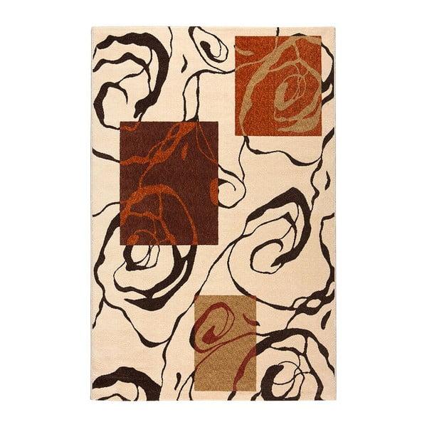 Vlněný koberec Iris 804 Beige, 120x160 cm