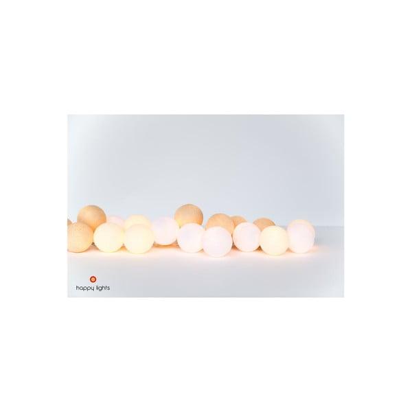 Světelný řetěz Kandi,35světýlek