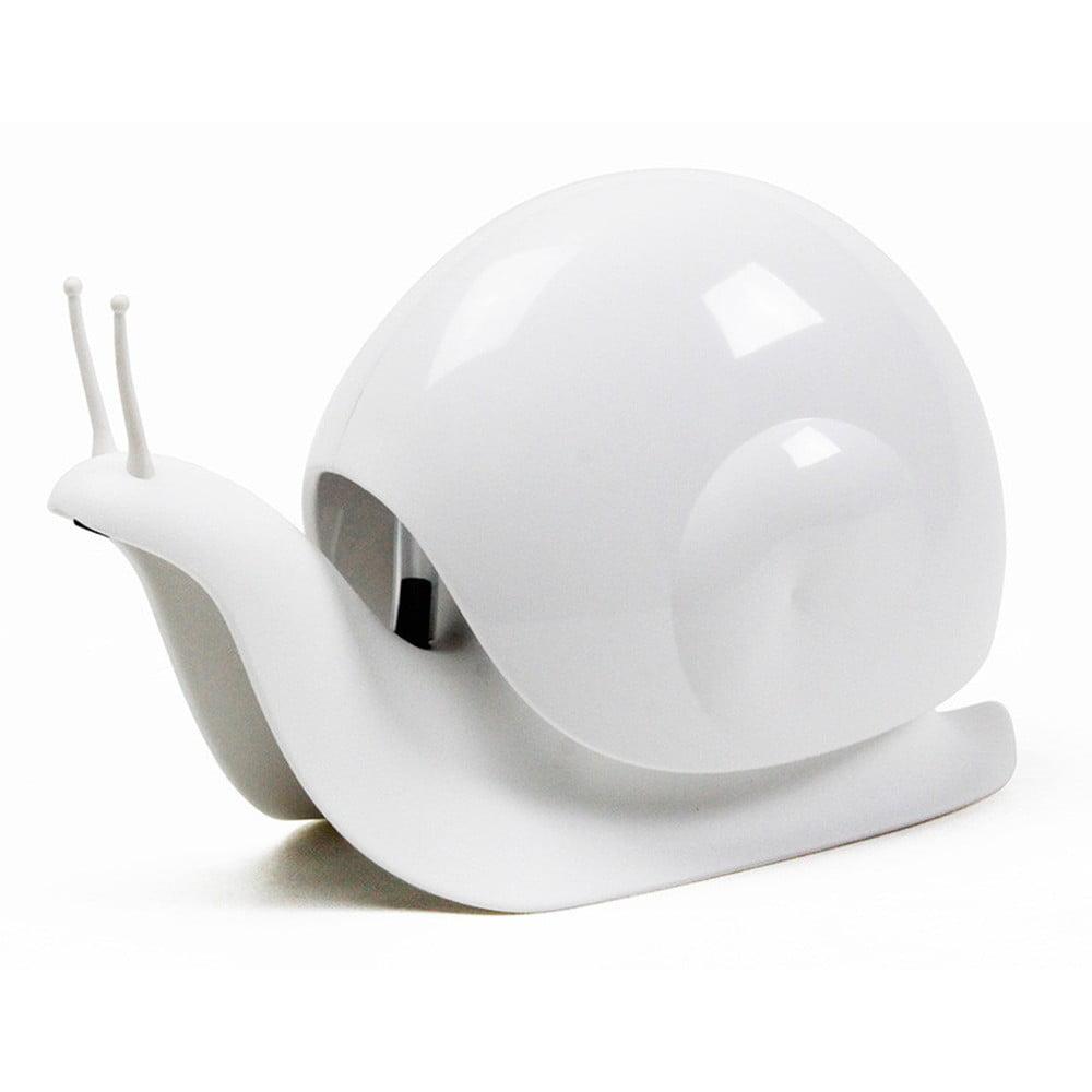 Bílý dávkovač na mýdlo Qualy&CO Escar