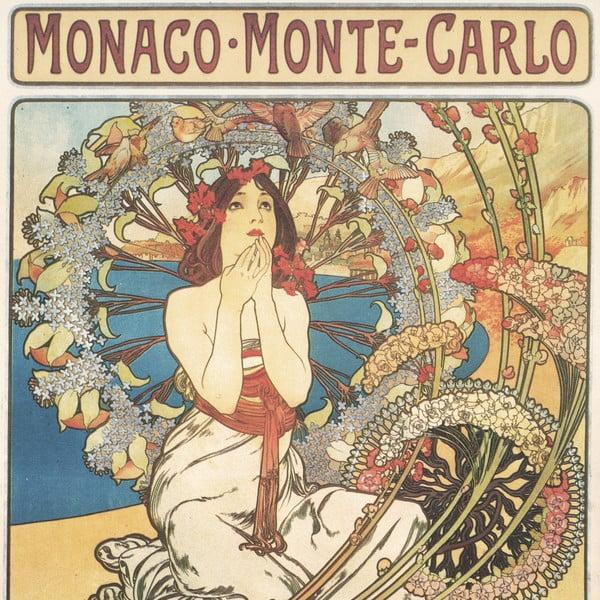 Obraz Monaco - Monte Carlo