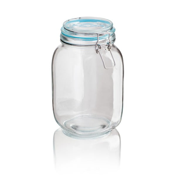 Clip üvegedény, 1,5 l - Sabichi
