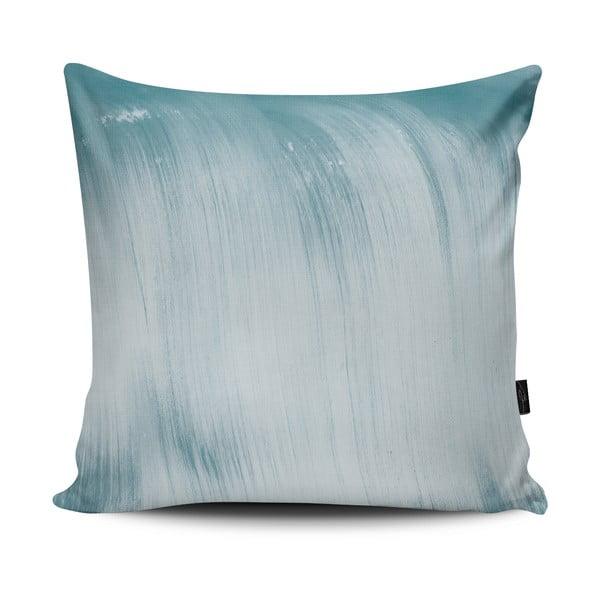 Polštář Drag Blue, 48x48 cm