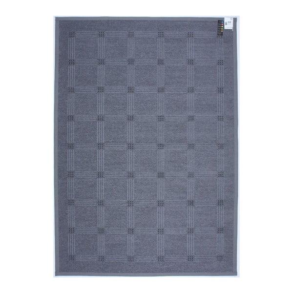 Koberec NW Grey/Black, 160x230 cm