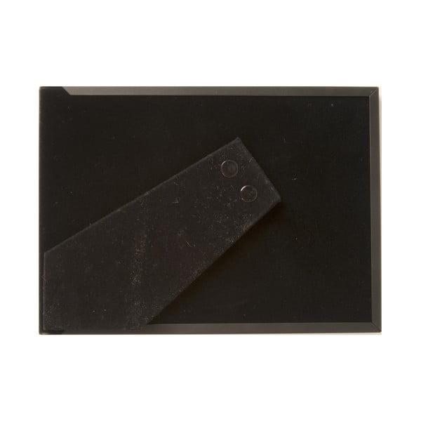 Černý rám PT LIVING Slim, 20x25cm