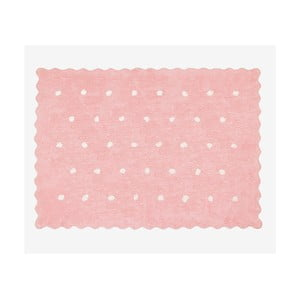 Koberec Topitos 160x120 cm, růžový