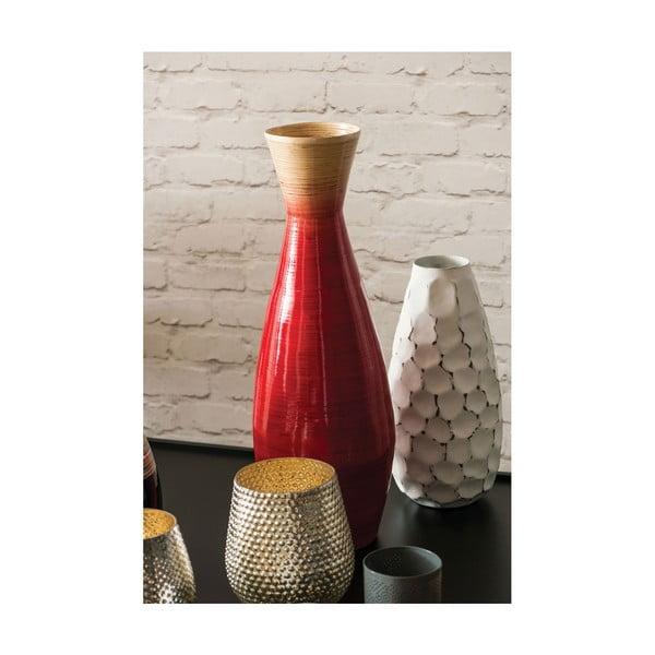 Váza z měkké oceli Complements Vase