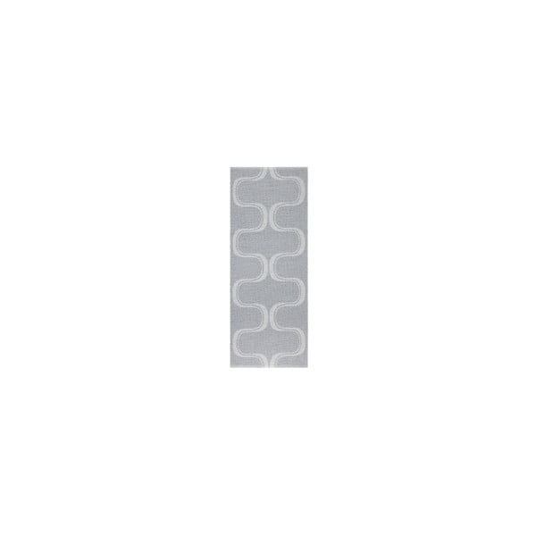 Vysoce odolný koberec Waves V9, 60x150 cm