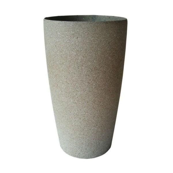 Květináč Victoria 32x56 cm, béžový pískovec