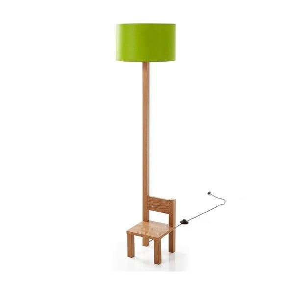 Stojací lampa Toraki Green