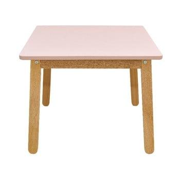 Masă pentru copii BELLAMY Woody, roz deschis imagine