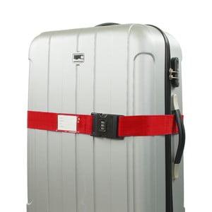Centură de siguranţă pentru bagaj Bluestar, roşu