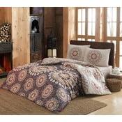 Lenjerie de pat cu cearșaf Libra, 200 x220 cm