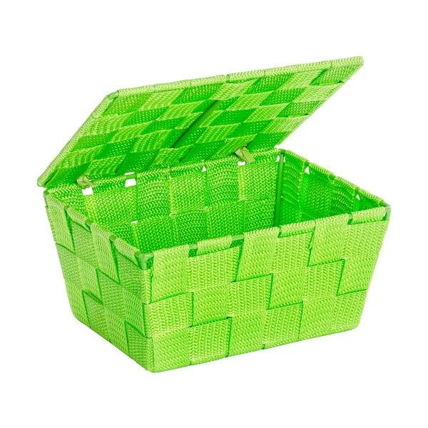 Adria zöld tárolókosár fedéllel - Wenko