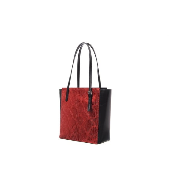Kožená kabelka Rep Miss Red