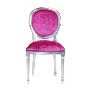 Růžová židle Kare Design Posh